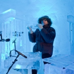 Buz Müziğinin Öncüsü Norveçli Sanatçı Terje Isungset Forum İstanbul'da