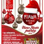 Maya World Music Club - Yılbaşı Festivali - Buzuki Orhan Osman