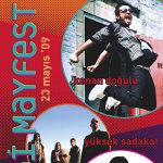 Bilgi Mayfest`09 - Kenan Doğulu - Yüksek Sadakat - Nil Karaibrahimgil