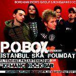 P.O.Box İstanbul Konseri