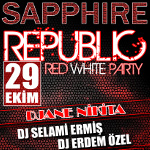 Republiq Red White Party