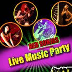 Live Music Party: Red Sonjas