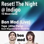Reset Party / Bon Mod