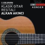 NHKM`de Klasik Gitar Resitali