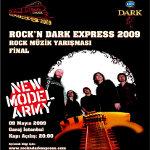 Rock`N Dark Express 2009 Büyük Final