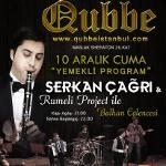 Serkan Çağrı ve Rumeli Band`i ile Balkan Eğlencesi