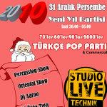 2010 Yeni Yıl - Türkçe Pop & Commercial Party