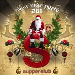 Supperclub`dan Unutulmaz Yeni Yıl Partisi