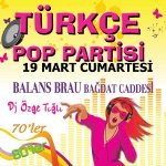 Türkçe Pop Partisi - Eski 45`likler - 70`ler 80`ler 90`lar