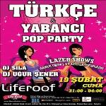 Türkçe & Yabancı Pop Party