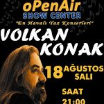 Volkan Konak @ Ataköy