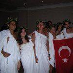 15 Farklı Ülkeden 30 genç, İstanbul'da Lise Öğrencileri ile Buluşuyor!