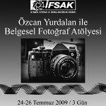 İFSAK'tan Temmuz Ayında Belgesel Fotoğraf Atölyesi