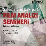 İfsak'tan Film Analizi Eğitimi