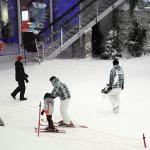Sömestre Tatilinde Kayak ve Eğlence Torium'da Buluşuyor