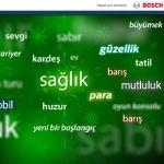 Bosch'un 2011 Dilek Bulutu'nda Yılbaşı Sürprizleri