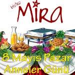 Bistro Mira'da Anneler Günü