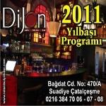 Dijon Cafe Bistro Bar 2011 Yılbaşı Programı
