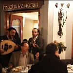 Manolya Restaurant - Çiçek Pasajı