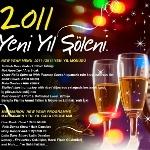 Cisterna 2011 Yeni Yıl Mönüsü
