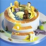 Bekarlığa Veda Partilerinin En Tematik Pastaları SMN Tat Merkezi`nden