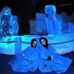 Buzdan Dünya Ziyaretçileri Büyülüyor