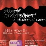 Çiğdem Erbil 'Renklerin Söylemi'