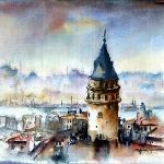 Deniz Deniz - Osman Karaman - `İçimde ki Işık` Karma Resim Sergisi