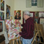 Emekli İsmek Kursiyerlerinden Görülmeye Değer Sergi