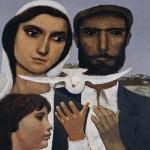 'Kadınların ve Göçlerin Ressamı' Kibele Sanat Galerisi'nde