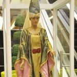 Osmanlı Kostümleri Sergisi Deposite`de