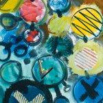 Tılsımlı Rastlantısalı Serbest Bırakan Sanatçı Özdemir Altan Galeri Artist'de