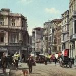 Pera Ressamları-Pera Sergileri 1845-1916