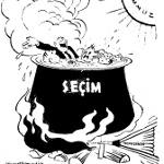 Seçim Karikatürleri Sergisi