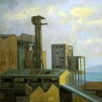 Serpil Yazman'ın Resimleri Maltepe Sanat Galerisi'nde