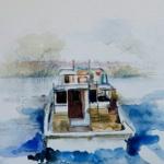Zeynep Sarıoğlu - Suluboyayla 25 Yıl Sergisi