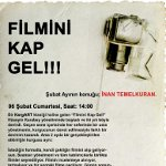 Filmini Kap Gel!!!