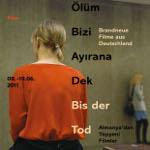 İstanbul Modern Sinema`da Almanya'dan Yepyeni Filmler Seçkisi: ´Ölüm Bizi Ayırana Dek`