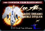 Lee Alex - Magic Dreams - Sihirli Düşler
