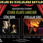 Uçan Eller Kukla Tiyatrosu İstanbulda