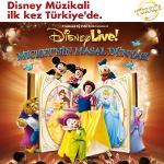 Disney Live! Mickey`nin Masal Dünyası