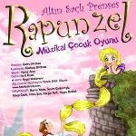Rapunzel Altın Saçlı Prenses - Çocuk Oyunu