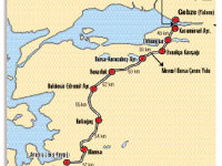 İSTANBUL-İZMİR ARASI 3.5 SAATE İNİYOR