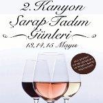 2. Kanyon Şarap Tadım Günleri Başlıyor!
