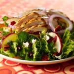 Schlotzsky's'te Yaban Mersinli, Elmalı Salata Festivali