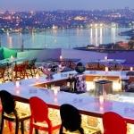 Up Lounge`un Muhteşem Manzarası Eşliğinde `Paella` Keyfi