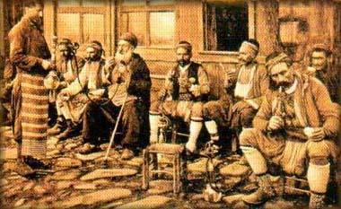 İstanbul`da Bir Kıraathane