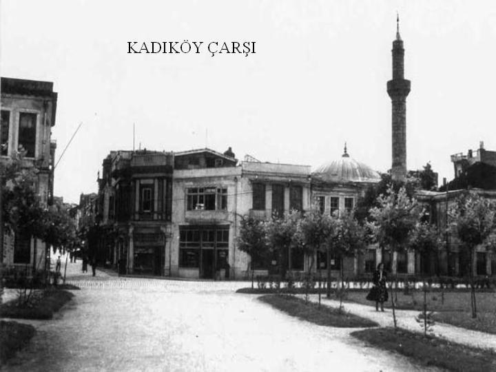 Kadıköy Çarşı