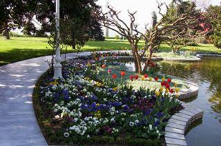 Park ve Bahçeler