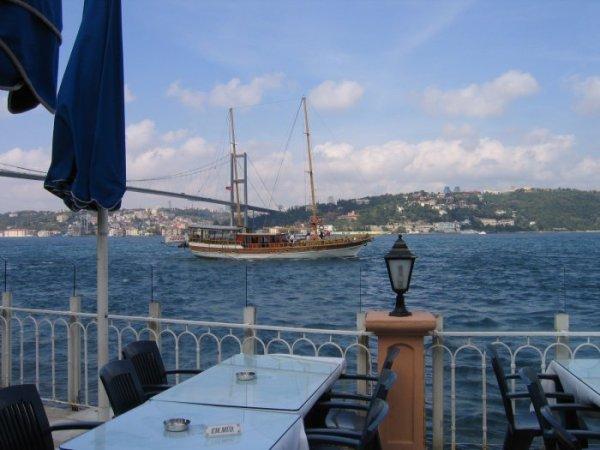 İstanbul Boğazı - Ayla Saloğlu